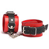 Bondage Boutique Advanced Leather Wrist Cuff Restraints
