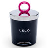 Lelo Flickering Touch Massage Candle Black Pepper & Pomegranate 150g