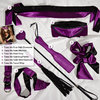 Lovehoney Tease Me Satin Heart Riding Crop Whip
