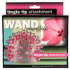 Wand Essentials Tingle Tip Magic Wand Attachment
