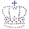 Her Majazzle Diamante Jubilee Crown Jewels
