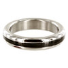 Stainless Steel 1.75 Inch Cock Ring with Band