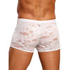Male Power Distressed Tight Boxer Shorts