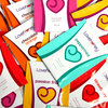 Lovehoney Flavoured Lube Bumper Pack (20 x 5ml Sachets)