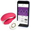 We-Vibe 4 Plus Remote and Smartphone Control Clitoral and G-Spot Couple Vibrator