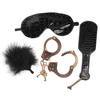 Fetish Fantasy Gold Beginners Fantasy Kit (4 Piece)