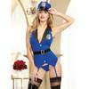 Dreamgirl Book 'Em Baby Sexy Cop Outfit