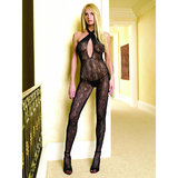 Leg Avenue Crotchless Keyhole Bodystocking