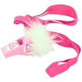 Hen Party Furry Whistle Necklace