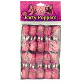 Hen Night Party Poppers (20 Pack)