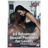 69 Advanced Sexual Positions for Lovers Volume 2