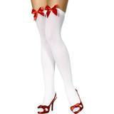 Fever Suspender Stockings With Red Bow