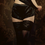 Kiss Me Deadly Delacroix Silk French Knickers