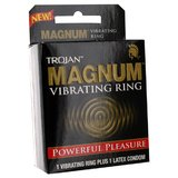 Trojan Magnum Extra Large Vibrating Cock Ring