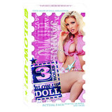 Doc Johnson Vivid Janine Three Hole Doll