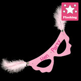Flashing Hen Party Glasses