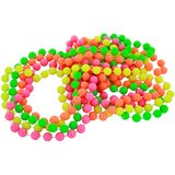 Neon Beaded Necklaces (4 Pack)