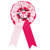 Chief Bridesmaid Hen Night Rosette Badge