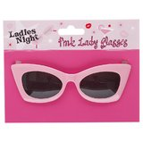 Ladies Night Pink Lady Glasses