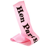 Ladies Night Hen Party Sash