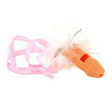 Deluxe Marabou Willy Whistle