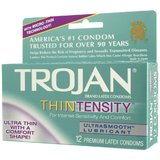 Trojan Thintensity Condoms (12 Pack)