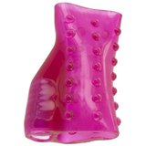 Hot Rod Vibrating Silicone Enhancer Sleeve