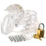 CB-6000S Short Male Chastity Cage Kit