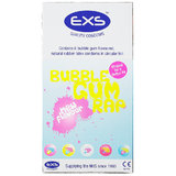 EXS Bubble Gum Rap Flavoured Condoms (6 Pack)
