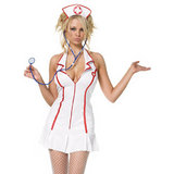Leg Avenue Head Nurse Costume Set