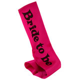 Ladies Night Bride to Be Pink Sash