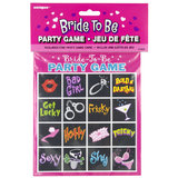 Bride to Be Party Game