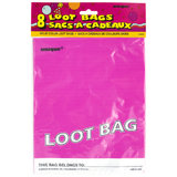 Hen Party Pink Loot Bag (8 Pack)