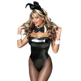 Exposed Cheap Thrills Club Bunny Girl Costume