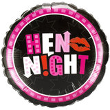 Hen Night Party Helium Balloon 18 Inch