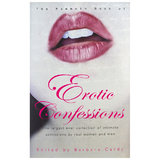 The Mammoth Book of Erotic Confessions edited Barbara Cardy