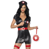 Fever Have Mercy Nurse Costume