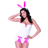 Fever Pin Up Bunny Jumpsuit