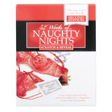 Lover's Choice 52 Weeks of Naughty Nights Second Edition Card Game