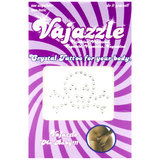 Vajazzle Skull & Crossbones Body Tattoo