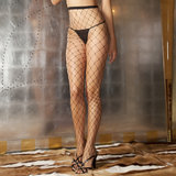Rene Rofe Fence Net Tights