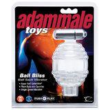 Adam and Eve Cyberskin Ball Sack Vibrator