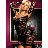 Seven Til Midnight Long Sleeve Seamless Stretchy Mini Dress