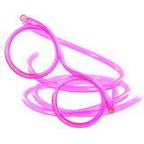 Hen Party Drinking Straw Glasses