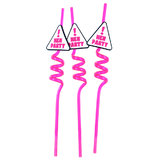 Hen Night Party Straws (3 Pack)