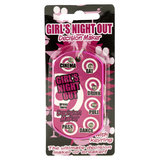 Girl's Night Out Flashing Key Ring