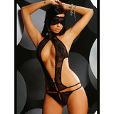 Anais Judy Lace G-string Body with Blindfold
