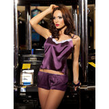 Passion Megy Satin Cami Set