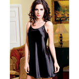 iCollection Satin Nightdress