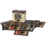 Sliquid Dude Lube Ride Travel Lubricant Sachets (12 x 5ml  Pack)